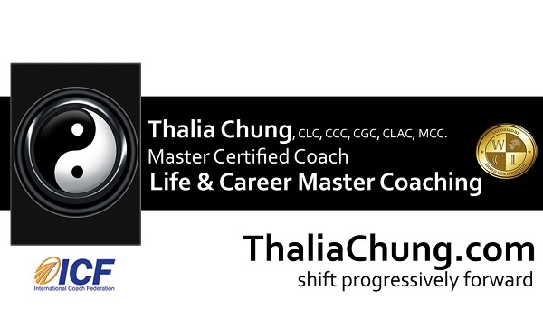 Master Certified Life & Career Coach - Thalia Chung